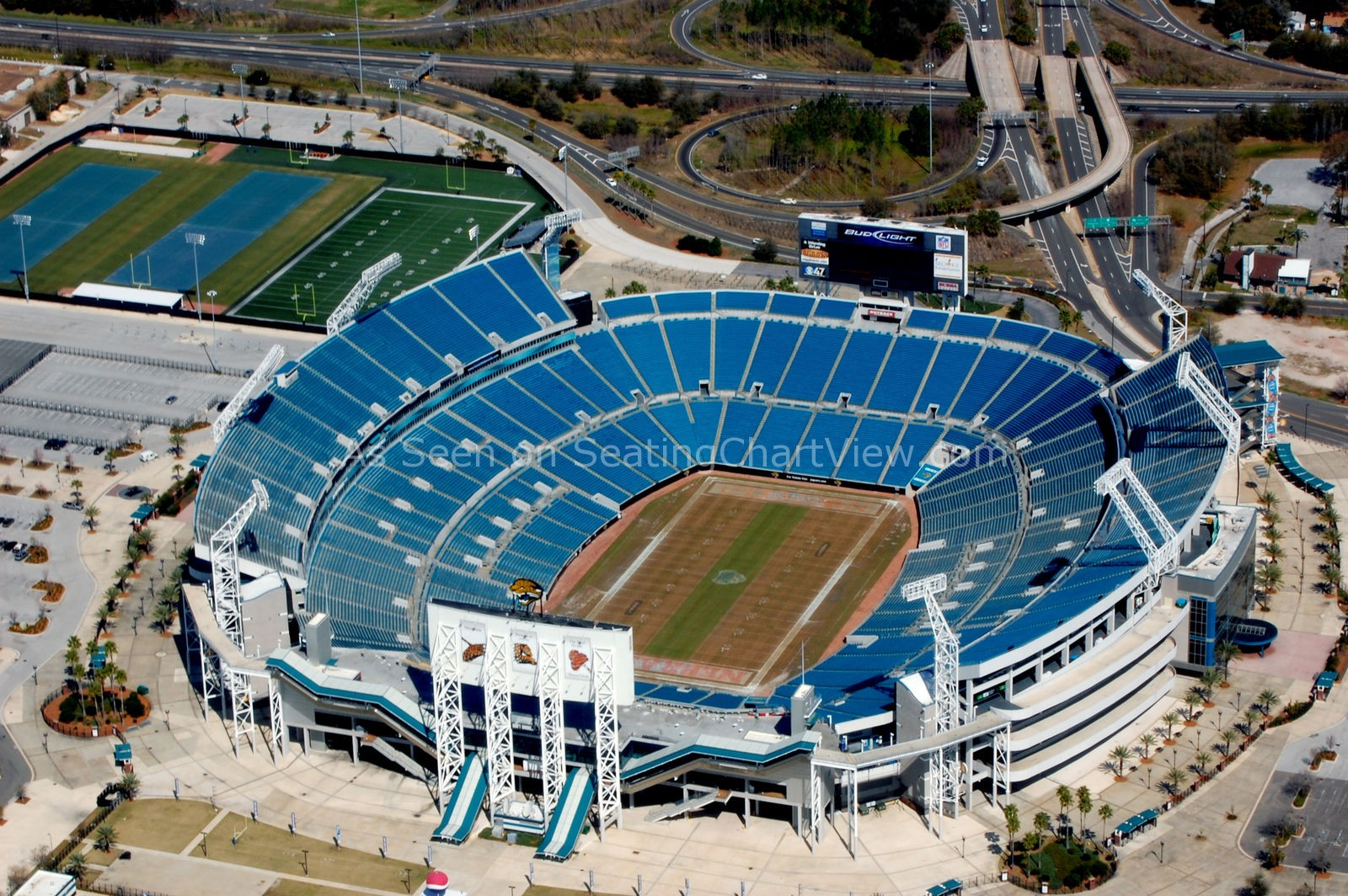 EverBank Field, Jacksonville FL