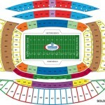 Soldier Field Football Seating Chart