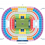 Edward Jones Dome Football Seating Chart