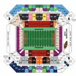 Raymond James Stadium Football Seating Chart