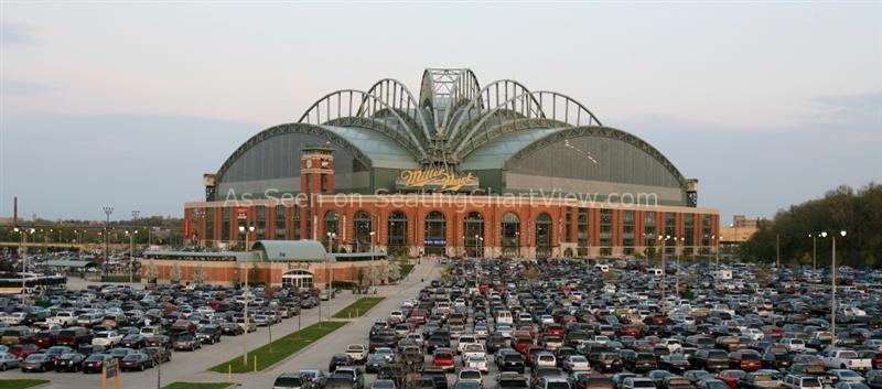 Miller Park, Milwaukee WI