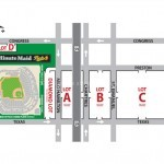 Minute Maid Park Parking Map