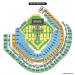 Minute Maid Park Taylor Swift Seating Chart
