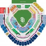 Petco Park Baseball Seating Chart