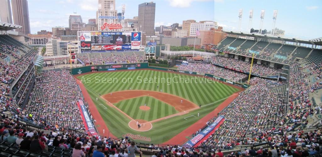 Progressive Field, Cleveland OH