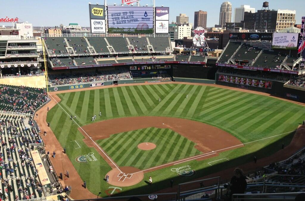 Target Field, Minneapolis MN