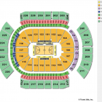Gila River Arena Basketball Seating Chart
