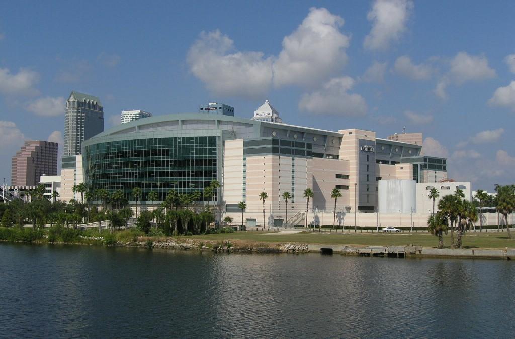 Amalie Arena, Tampa FL