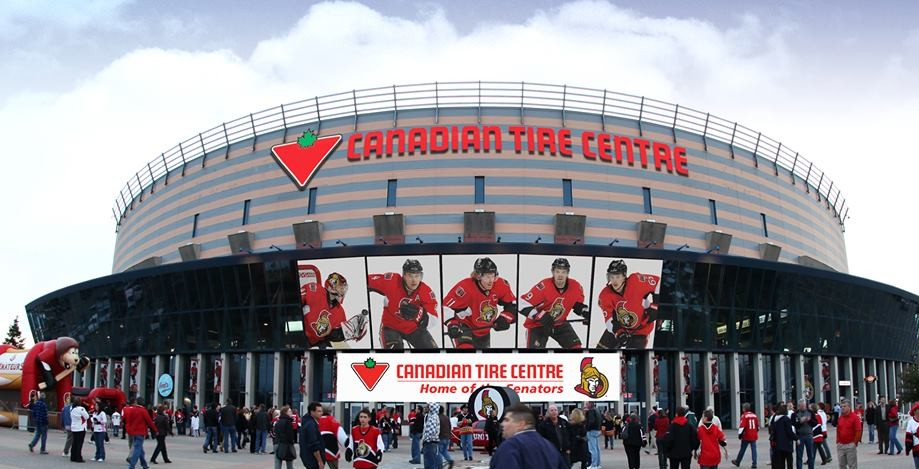 Canadian Tire Centre, Ottawa ON