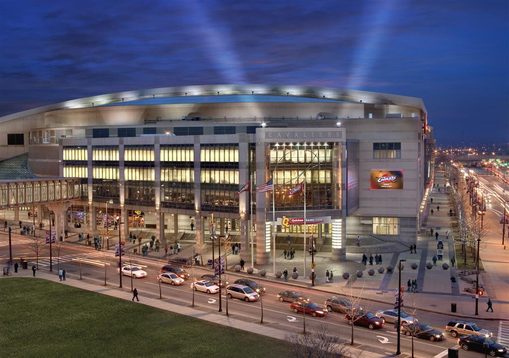 Quicken Loans Arena, Cleveland OH