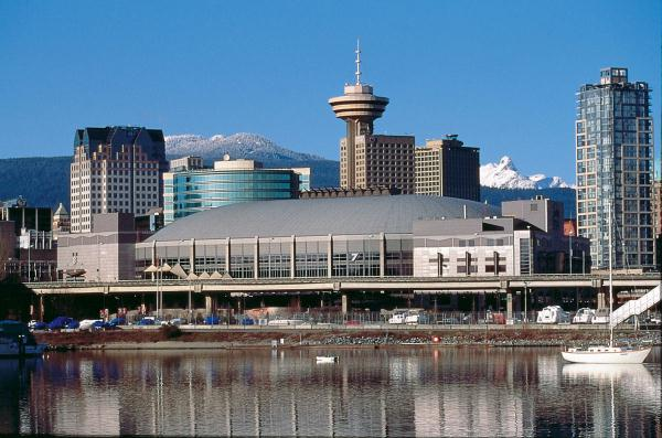 Rogers Arena, Vancouver BC