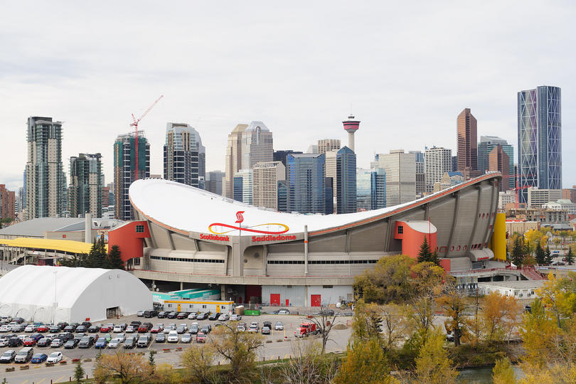 Scotiabank Saddledome, Calgary AB