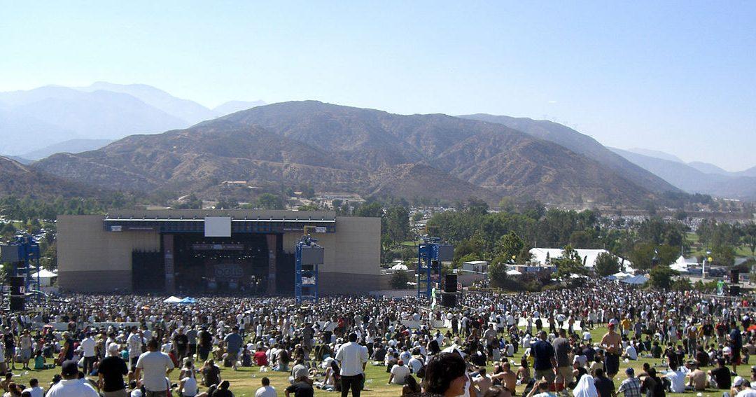 Glen Helen Amphitheater, San Bernardino CA