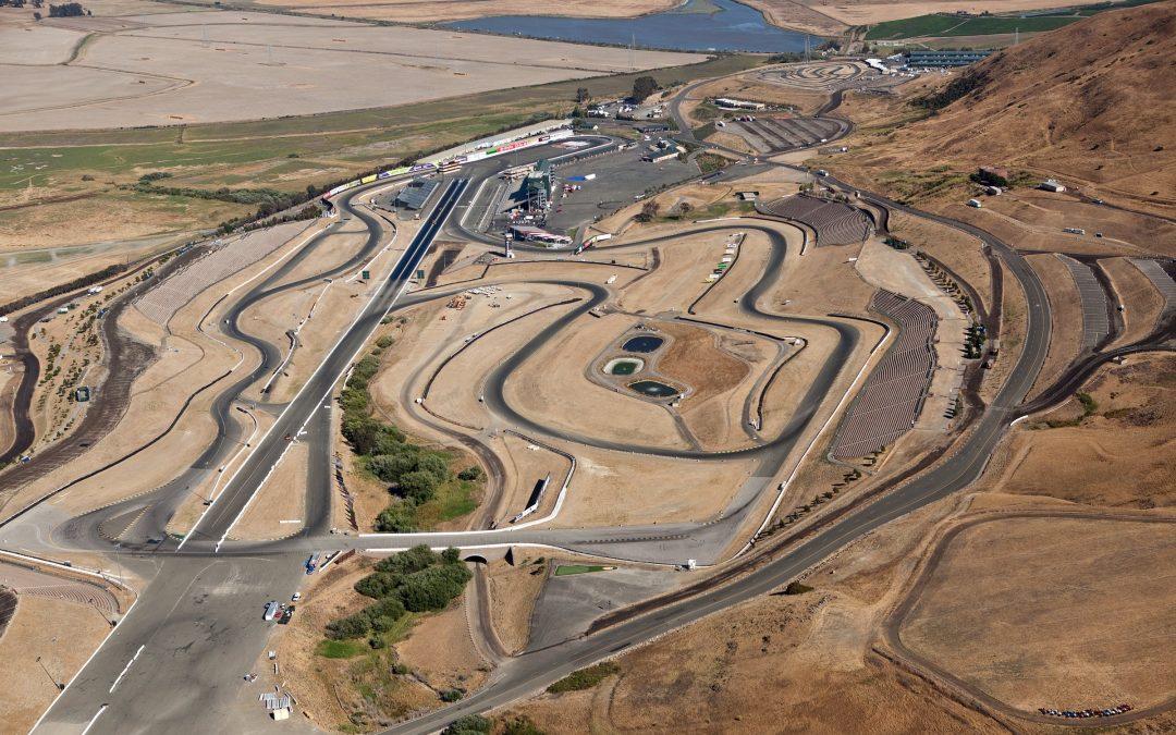 Sonoma Raceway, Sonoma CA