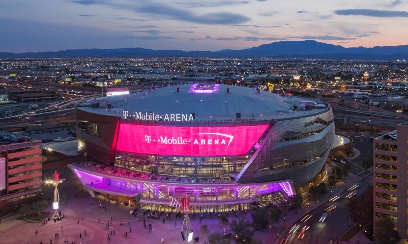 T-Mobile Arena, Las Vegas NV