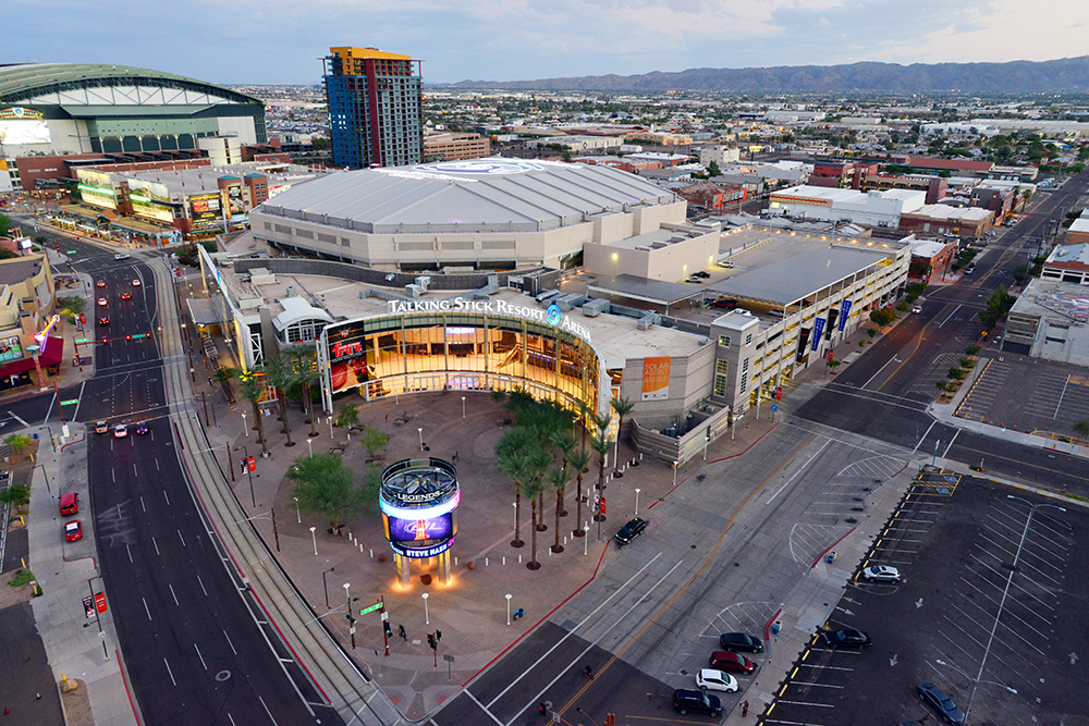 Talking Stick Resort Arena, Phoenix AZ